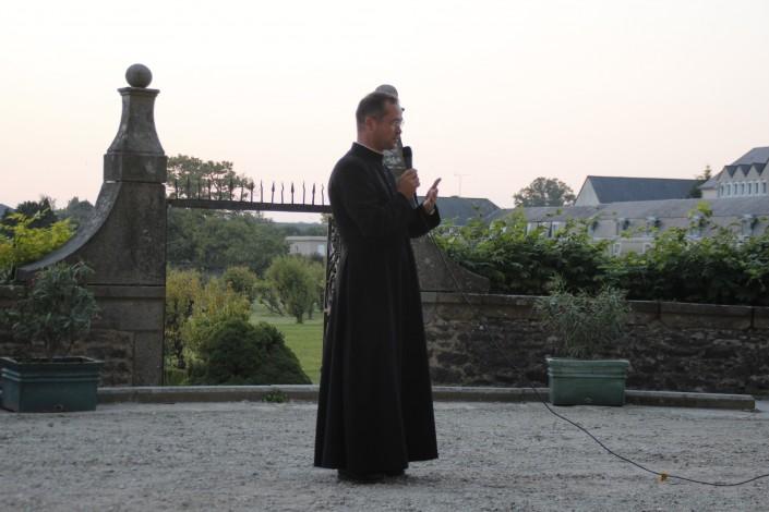 directeur des vocations