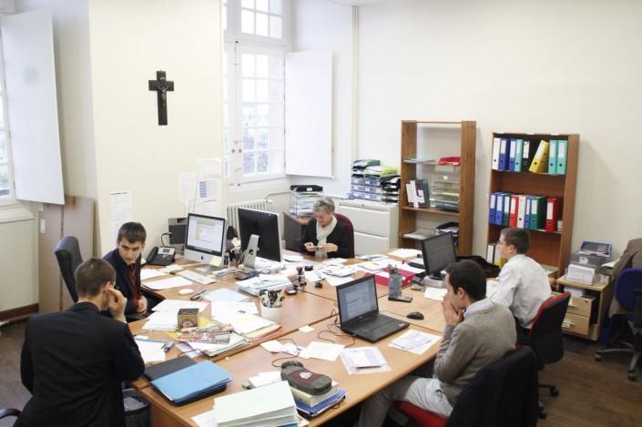 séminaristes finances