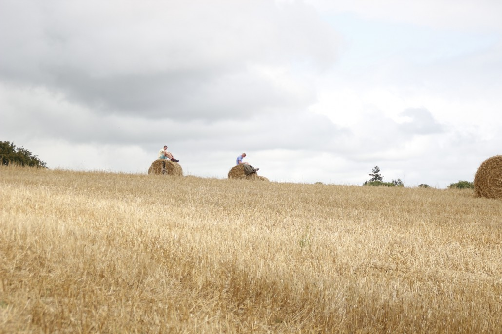 discernement de la vocation dans les champs
