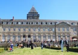 Journée Portes Ouvertes Communaute saint martin evron abbaye