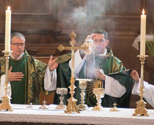 liturgie messe sacré