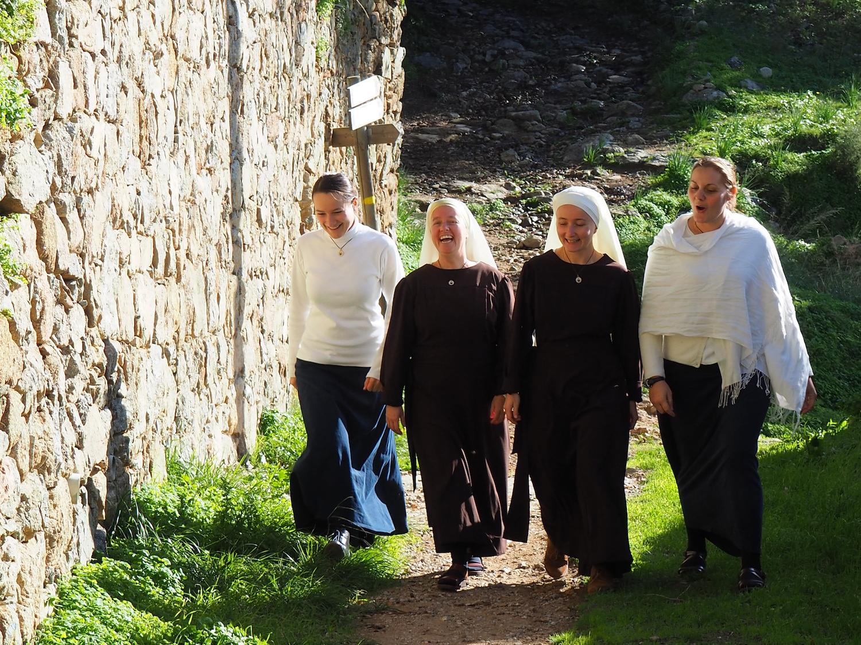 les soeurs du rosier